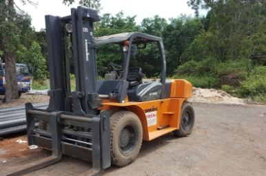 Why A #Forklift Seat Belt Matters